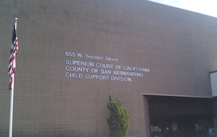 Child Support Division of the San Bernardino District